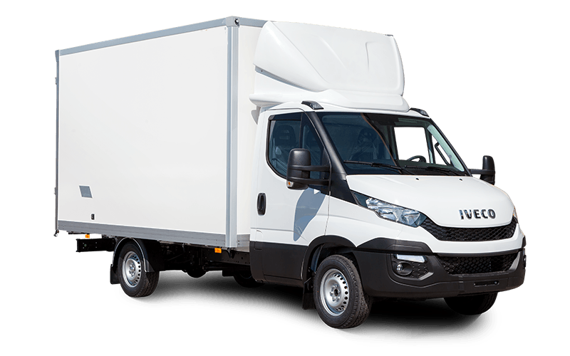 IVECO auto do transportu